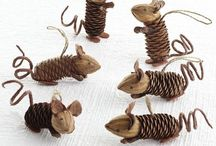 pinecone critters