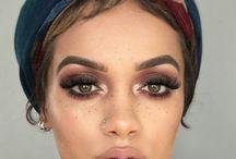 Make-Up Inspo // BABES