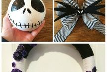 Oliver's Christmas- Jack skellington