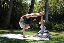 I love yoga....namaste