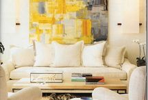 Sunny Side Up / A splash of sunny yellow brightens up any room-a few of my favorites / by Hampton Hostess CG3 Interiors-Barbara Page Home