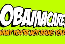ObamaCare: What You're Not Being Told / As explained on https://www.youtube.com/watch?v=XQtxcKT-u_Y&index=2&list=PLkYQwSCzfVRE3KkCK4oHIpIT_s5pGfieS , Obamacare isn't Socialism: it's Corporatism. Just like Obamacare makes insurance cover your checkups & things like that, like car insurance paying for fuel. You're getting the same thing but end up paying more & the extra pay goes to a middle man (corporations). In true socialism like what France or Canada has there's no middle man & the government covers you even if you can't pay.
