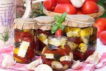Przetwory na zimę - pomidory