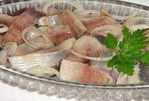 Рецепты. Рыба