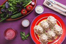Ресторан «Баклажан» / Вдохновение от ресторана «Баклажан»