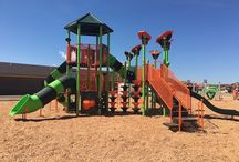 Idaho Playgrounds / Idaho Playgrounds for Parks and Schools built with loads of fun!