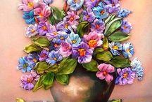 Çiçek  Resimlerim