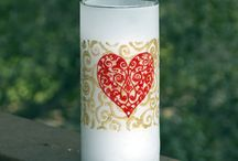 Valentine's Day Crafts & Decorating Ideas / by Jennifer & Kitty O'Neil