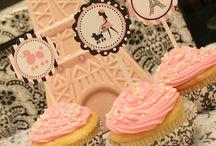 paris cupcake ideas  / by Shanna Cifuentes