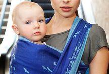 Baby Wearing  / by Paula Beaver