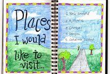 Art journal ideas for kids