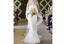 Wedding Dresses / A collage of the finest bridal gowns