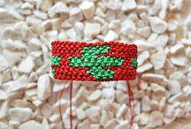 ETSY stekiapantou macrame bracelets