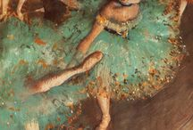 Artist:  Degas, Edgar / by Ilona Terry