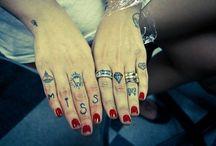 Tattoos 'n stuff