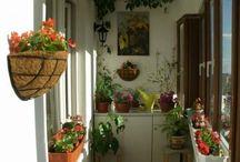 Balkon tasarimlari