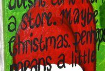 Christmas  / by Jessica Shoemake