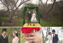 Oz Inspired wedding-Dana Grant Photography / What if Dorothy and Oz got married?  / by Dana Grant
