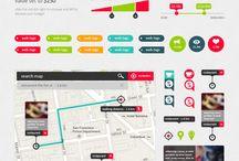 UI Design / Inspirations and resources for a good UI design
