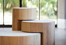 Furniture Design / Exemplos, execução, desenho