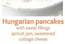 Recipes - Hungarian