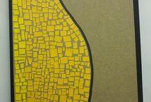 Fruit mosaics