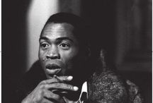 Anton Corbijn - Fela Kuti / Dutch Photographer