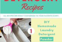 Homemade DIY Recipes / Natural recipes you can make yourself with essential oils and other safe ingredients!