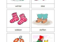 kleuters thema winter
