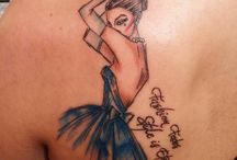 My tatoos! #fashion