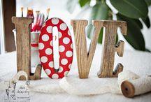 Walentynki INSPIRACJE / inspiracje walentynkowe z DaWanda