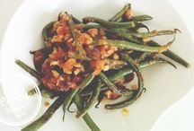 EAT ME ~ Green Beans and Peas