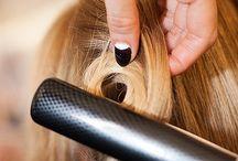 Aubries hair