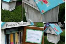 Little Free Library / Minibieb
