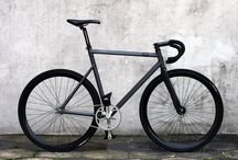 FXD / fixed gear no brakes can't stop don't want to either  one gear one love