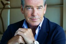 "Pierce Brosnan: On The Cover | Ocean Blue Magazine / Pierce Brosnan, ""The Legendary Irish-American Actor, Film Producer, Artist, Philanthropist and Two-Time Golden Globe Award Nominee!"" Don't miss The Interview on p. 82 of Ocean Blue Magazine's Winter 2016 Issue!"