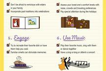 Infographics / by Sunrise Senior Living