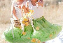 .: Flower Girls :. / #grandrapidsbride #grandrapids #grandrapidsmichigan #wedding #weddings #bride #bridal #GR #Colors #colorful #cakes #weddingring #rings #weddingplanner #weddingfloral #weddingdecor #weddingrentals