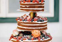 Naked Kake Wedding
