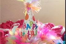 Birthday Party Stuff / by Heather