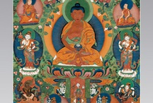 Tibetan Art / Images from our Tibetan Art Calendar