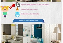 Window Treatments Infographics