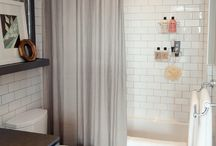 Bathroom remodel / by Alison Lamkin