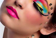 Cool makeup / Cool makeup