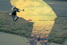 digital collage (l/p)