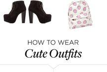 Clothing Inspo / Clothing style I aspire to have