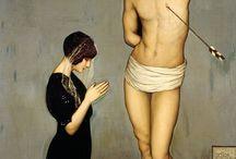 St. Sebastian. Iconography and Iconology