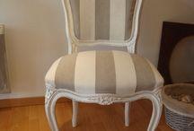 fauteuil relooké
