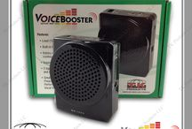 Voice Amplifiers  / VoiceBooster's voice amplifier products are designed to help you communicate more effectively. Whether it's in the classroom, the medical field, or wanting to communicate to a large group, we help your voice be heard.