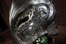 Armor for Satan!